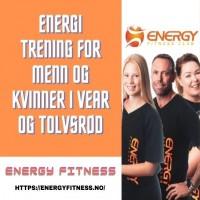 Energi Trening for Menn og kvinner i Vear og Tolvsrød